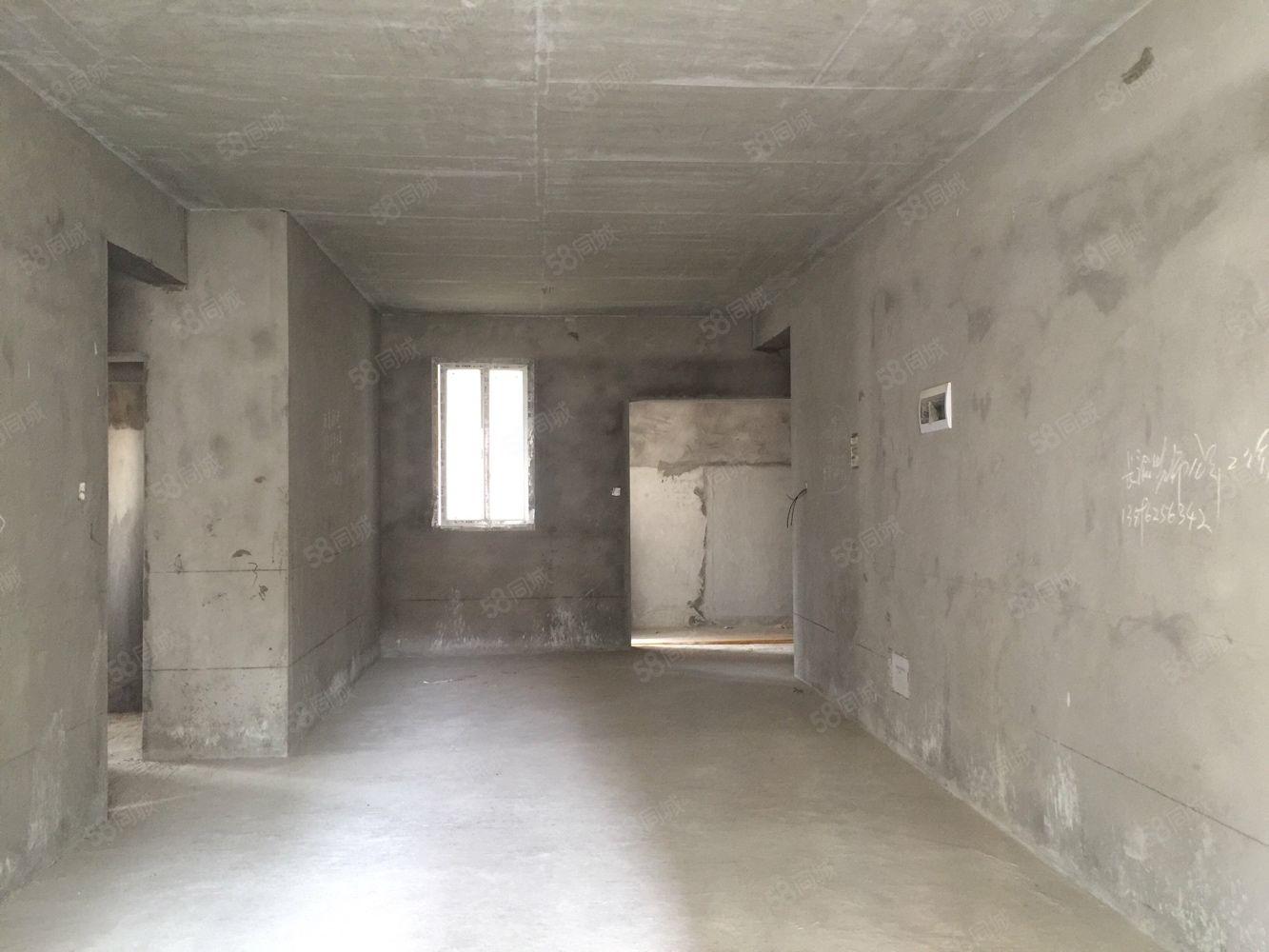 雙桂湖周邊上海城A區3室2廳2衛清水房