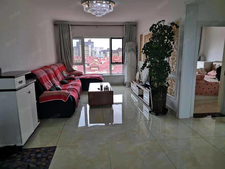 金茂府小高層10樓南北通透96平米豪華裝修帶品牌家具