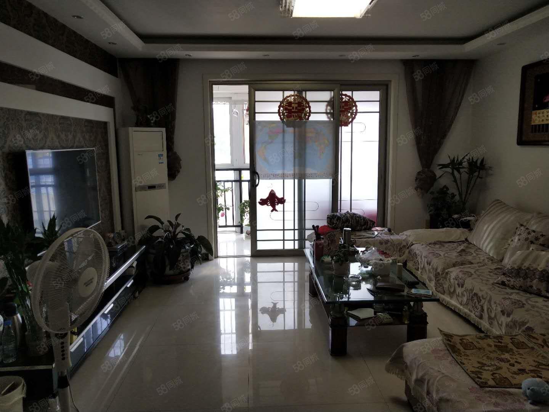 油田非凡景致小區2樓電梯3室2廳2衛126平方米精裝修