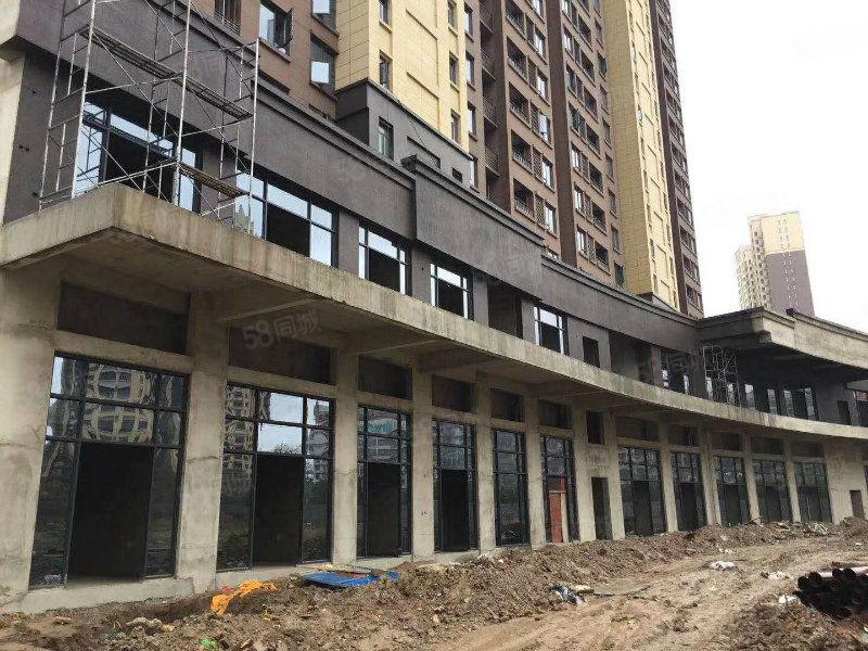 武汉长江新城区金马长江凯城门面商铺层高5.9米