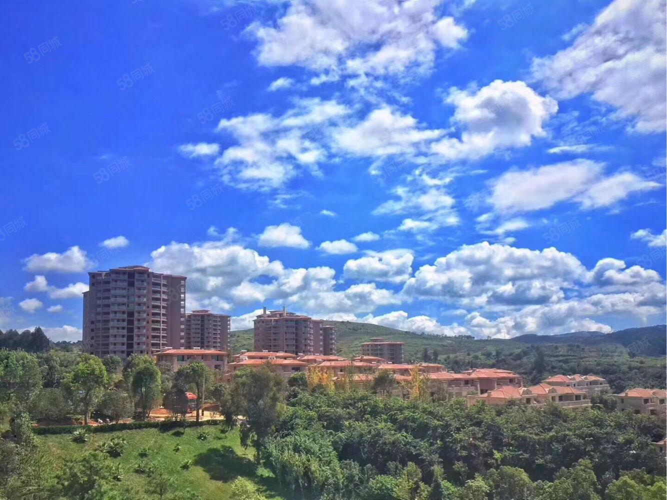 养老度假首选地,70年产权,超低首付,成为抚仙湖的房东