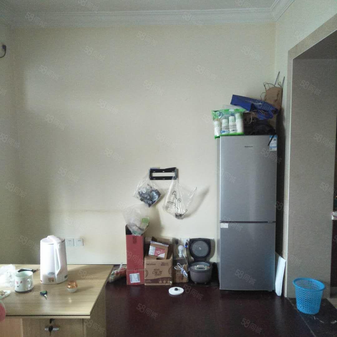 恒大33平精装公寓房东带家电租约出售中间楼层随时看房