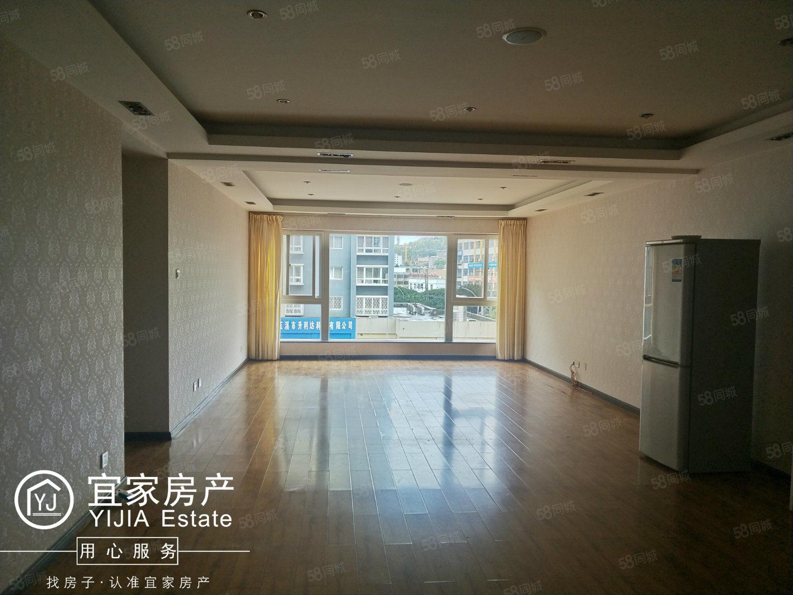 时代广场、4室2厅1厨2卫、精装修、带部分家具澳门金沙平台,可以办公