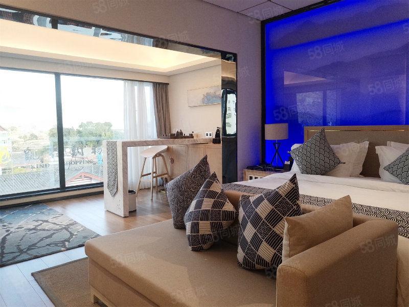 月收益4200,37万即可高端酒店式公寓,现房