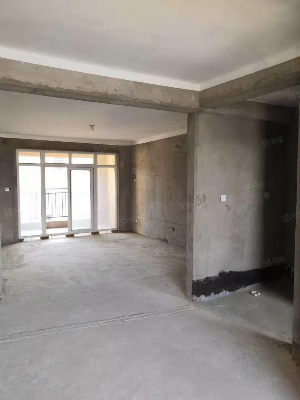 天鑫现代城中层3室2厅毛坯包税