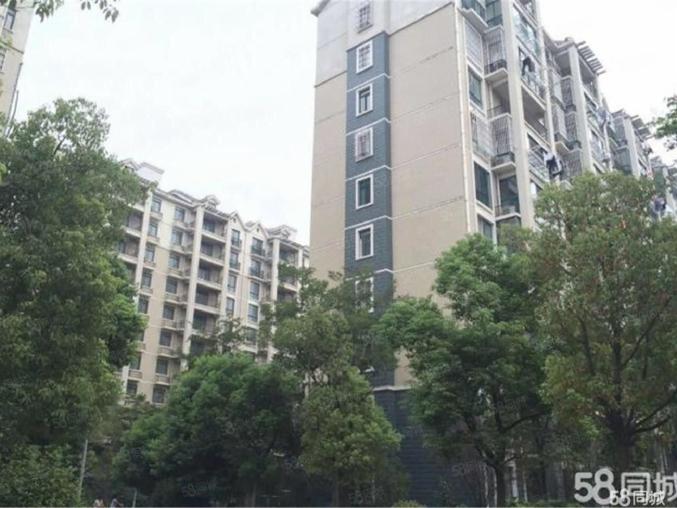 《兴乐房产》丽水湾电梯高层97平售价58万,纯毛坯,总价低,