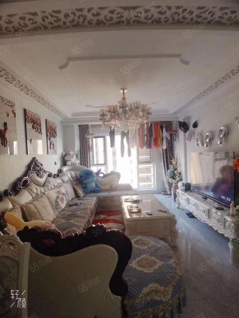 中海城锦园小三居精装带家具家电低于市场价急售,看房随时看。