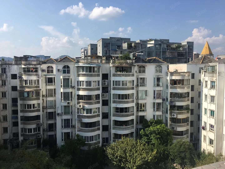 开发区禄福宫,采光通透,全品牌家装,顶楼复式精装修