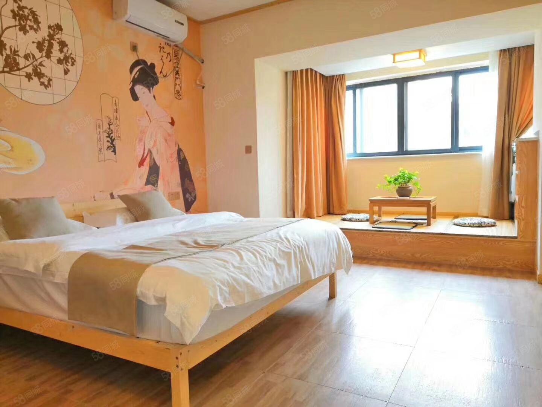 献给世界的乐园万达精装现房公寓酒店民宿包租月租3K多!