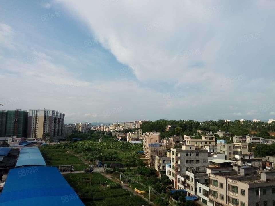 明珠花園全新電梯四房售82.5萬花園中心居住舒適