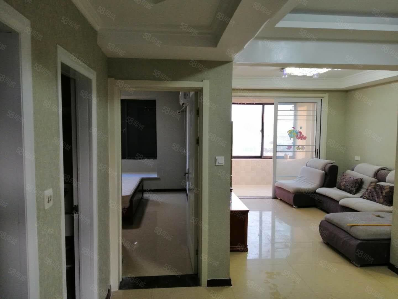 陽光帝景城,中等裝修兩室兩廳家具家電全送,隨時看房