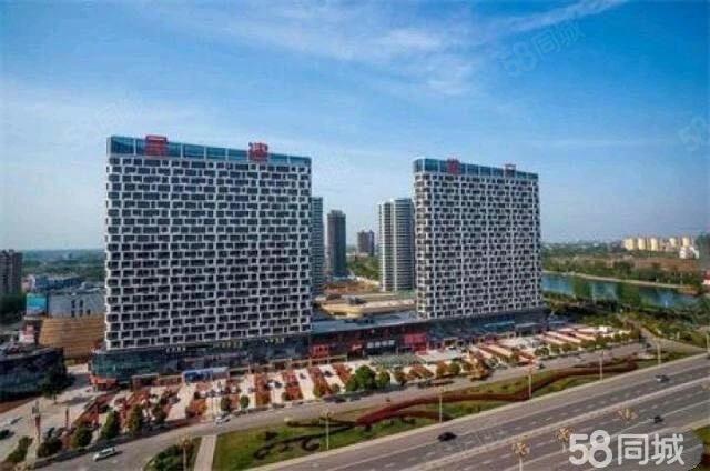出售东外滩公寓南户一室43平米28万