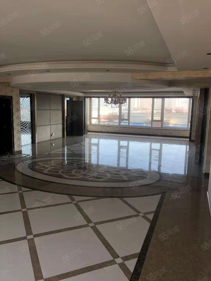 大禹城邦小高层6楼三室两厅两卫一手房可更名可贷款