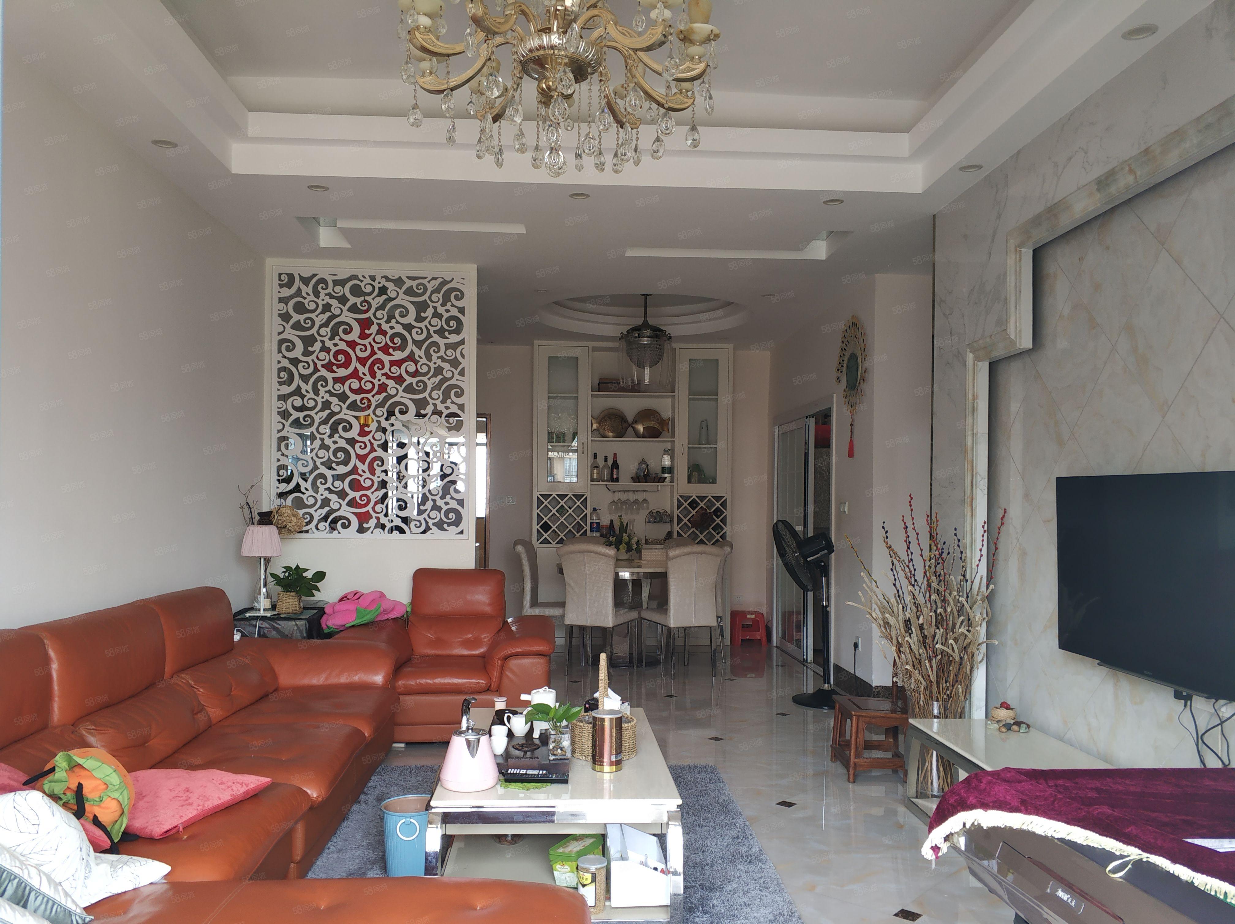 安泰华府豪装修3室2厅,120平方南北对流,现售价80万