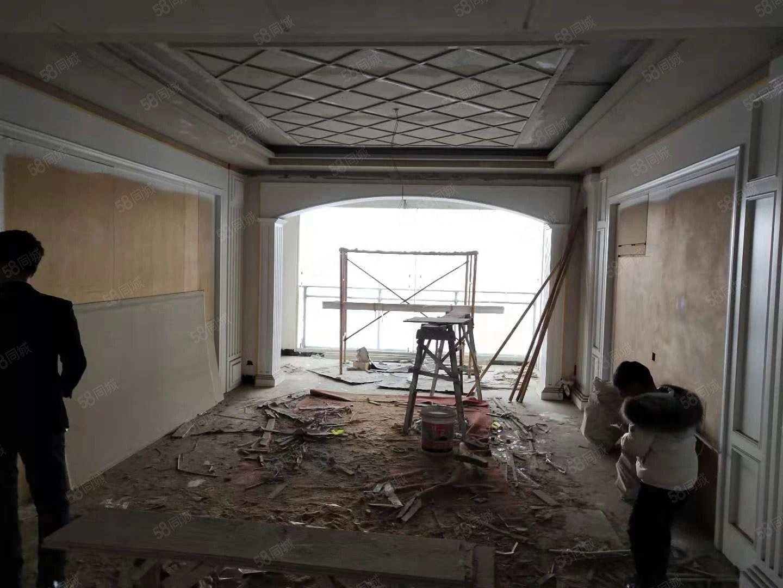 华都嘉园精装三房基本已近完工,新装修