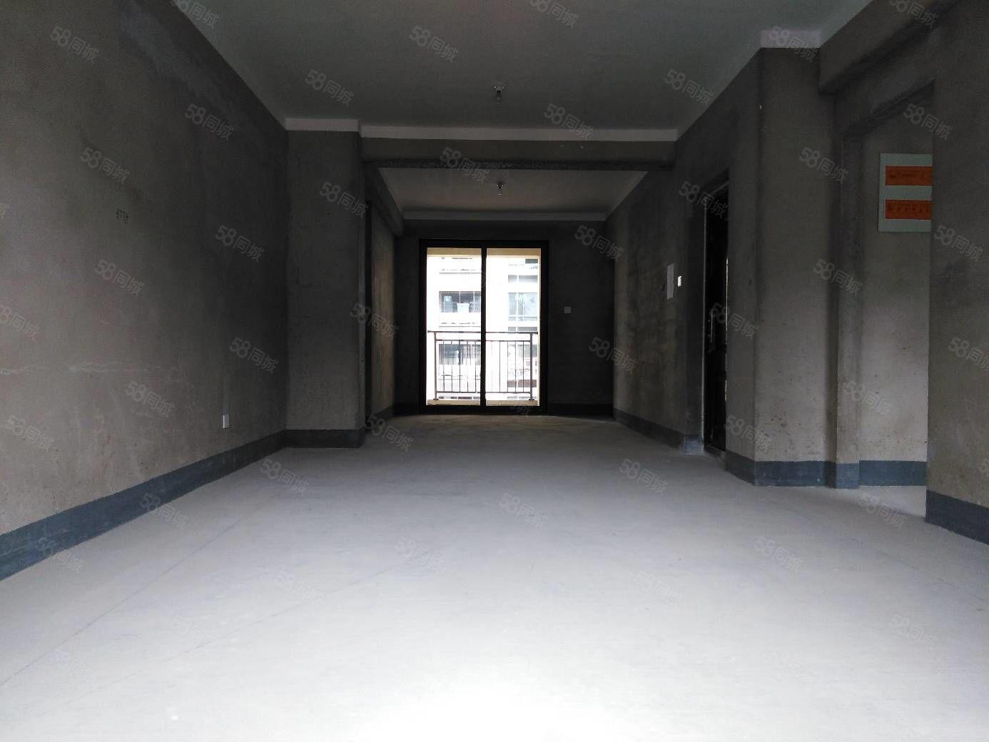 祥生和家园花园洋房110平方3室2厅2卫3阳台南北通透