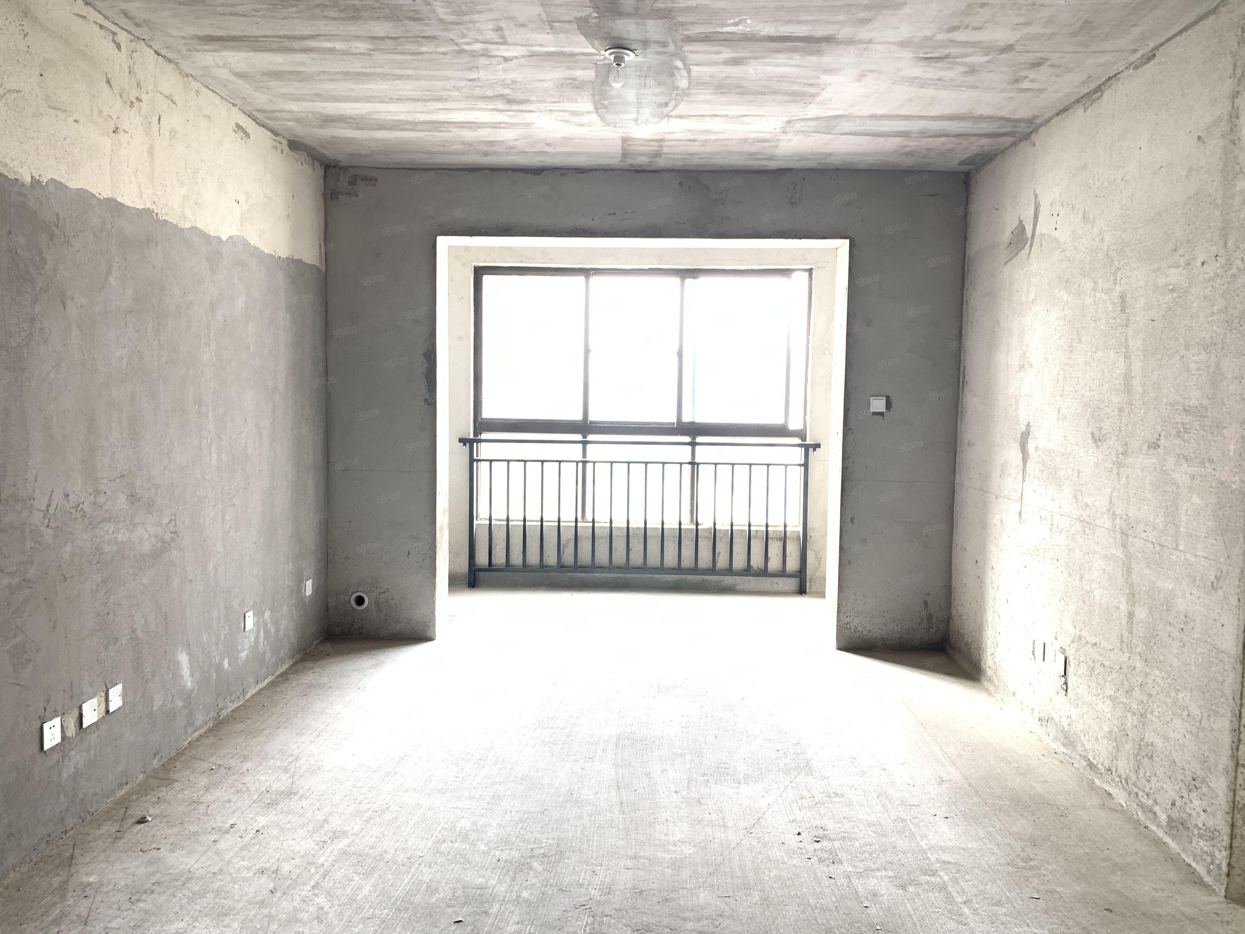 宏基天城醉南排三室朝陽飛機戶型中間樓層采光好證齊可貸款隨時看