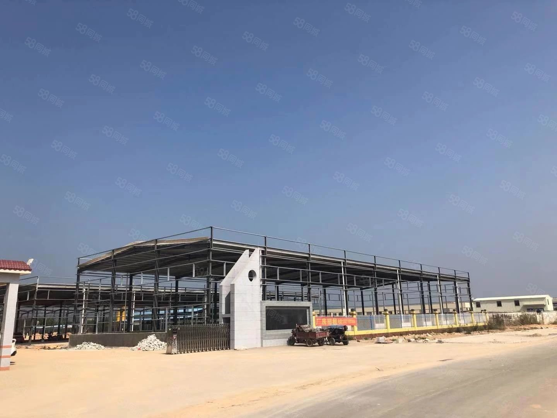 北惯新城新工业大道新建厂房2.7万平方8元/平方