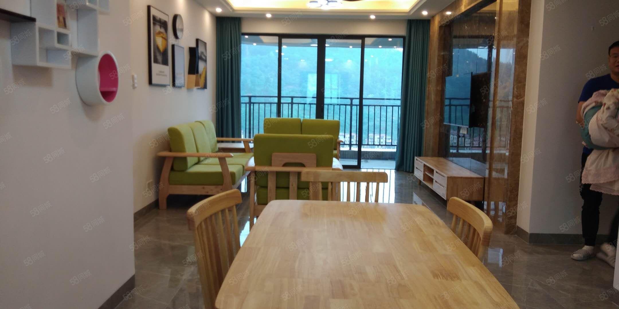 碧桂園高端小區電梯房環境優雅現代風格裝修拎包入住