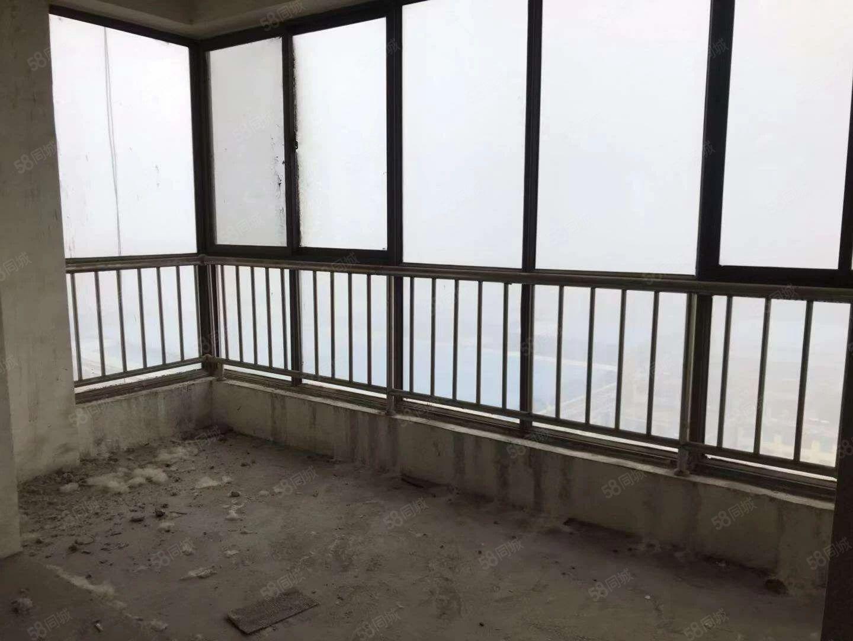 滕都帝景17.18楼复试,247平125万前后露天阳台可贷款