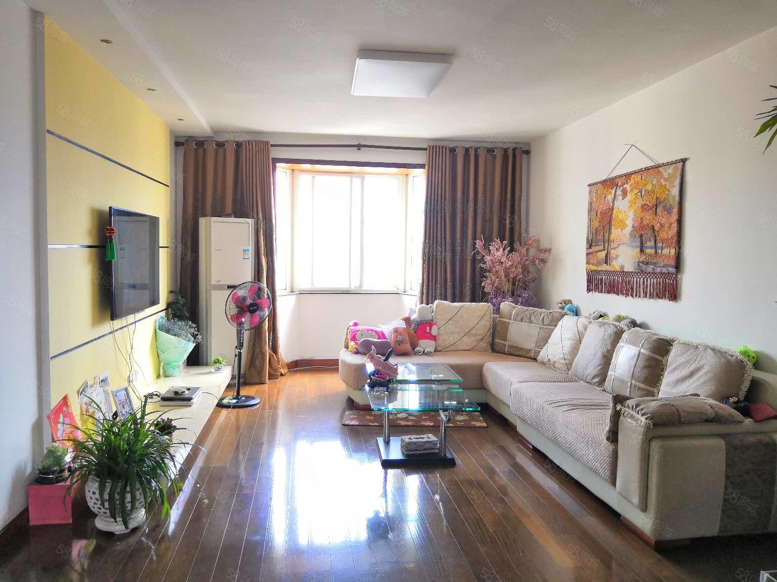 安厦花园精装3室2厅阳光好通透居住环境优美交通便利