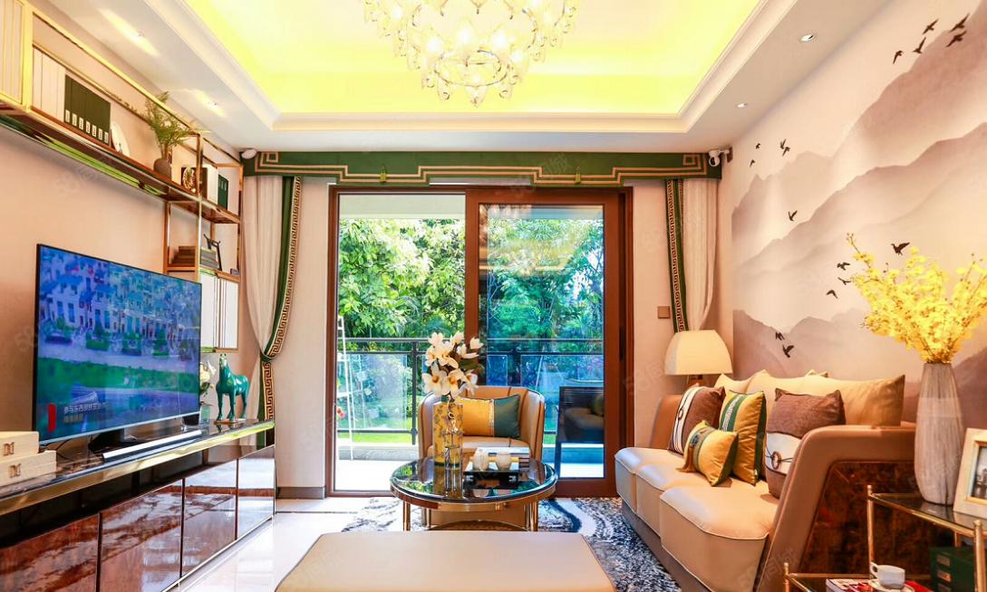 海棠盛世,碧桂园在国家海岸上的经典之作,豪装3房,性价比超高