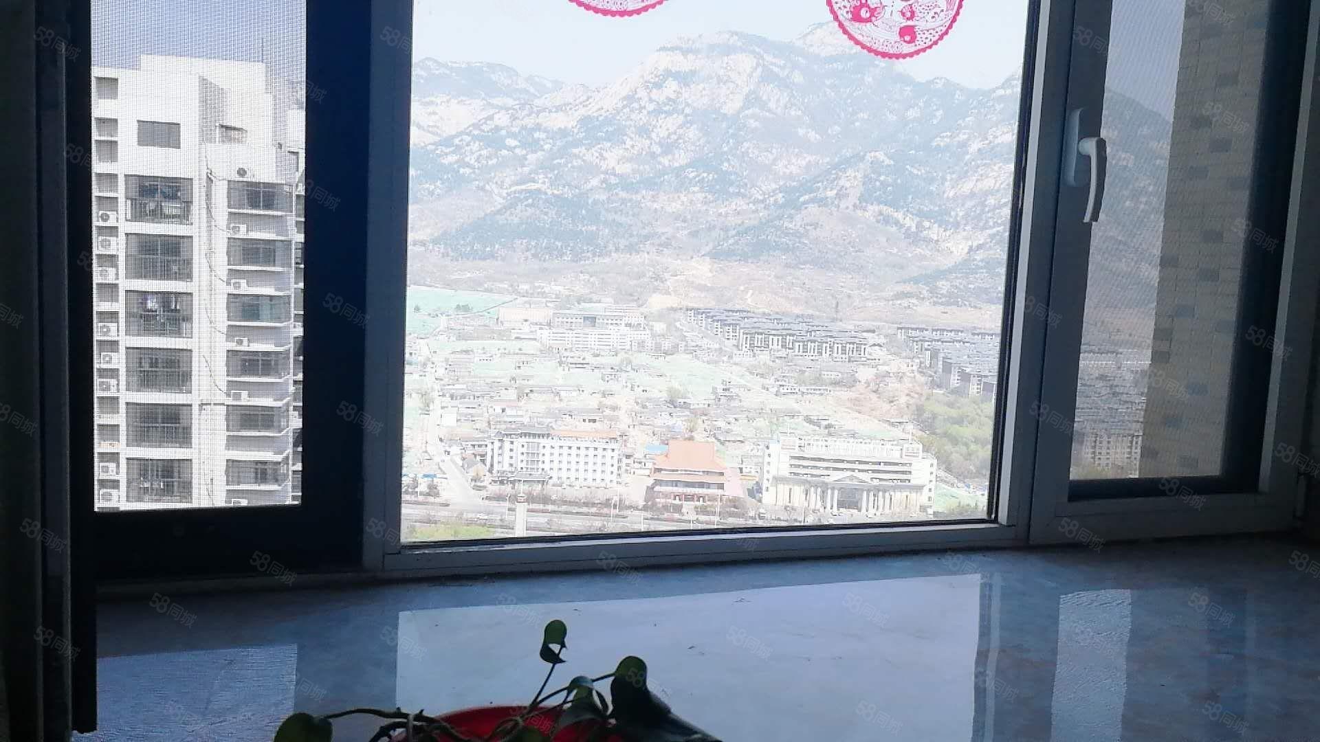 大展新城国际一室一厅一厨一卫精装修观山房名仕尚座