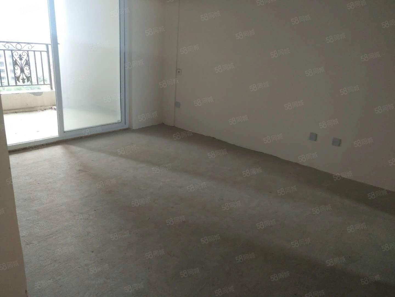 金桥置信仁湖纯中庭中间楼层价格57.6万可谈有产权