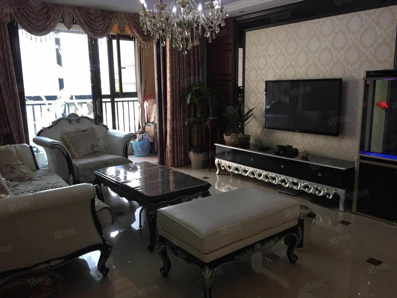 兗州紫金城123平豪華裝修122萬,帶車位可貸款