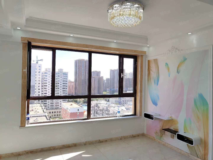终身免物业费高档小区高层81平精装修两室一厅