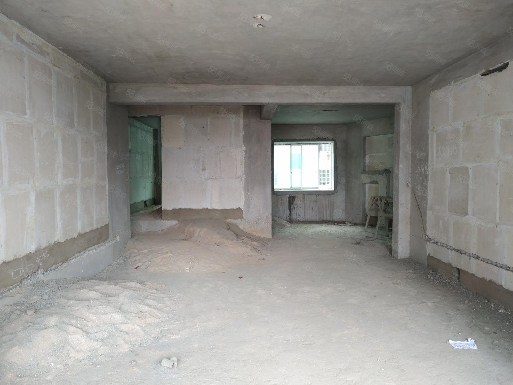 喻家坪小区电梯房,一线江景房,慢手无