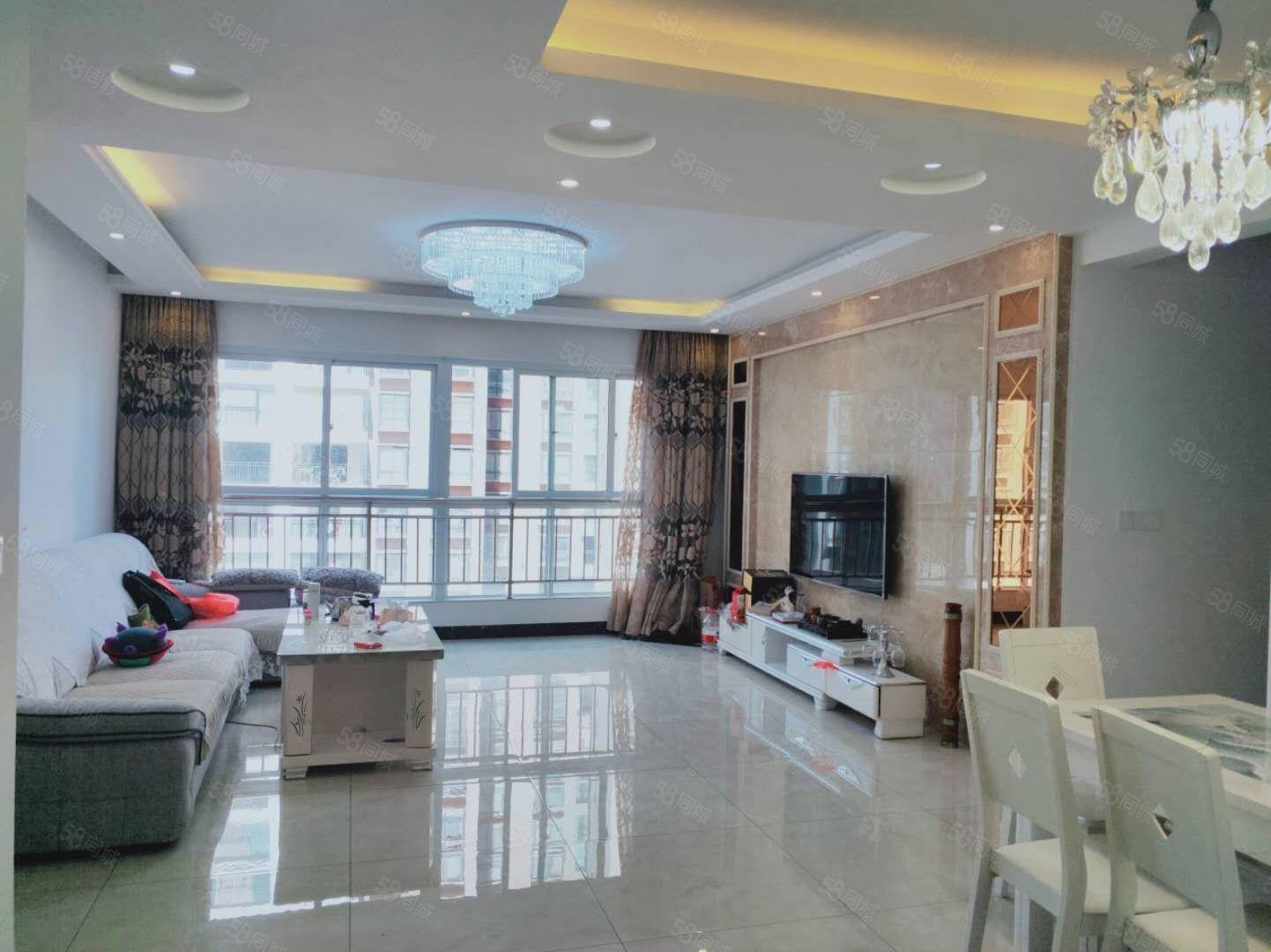 4房.出租精裝修.拎包入住.體育中心大商匯.交通方便.