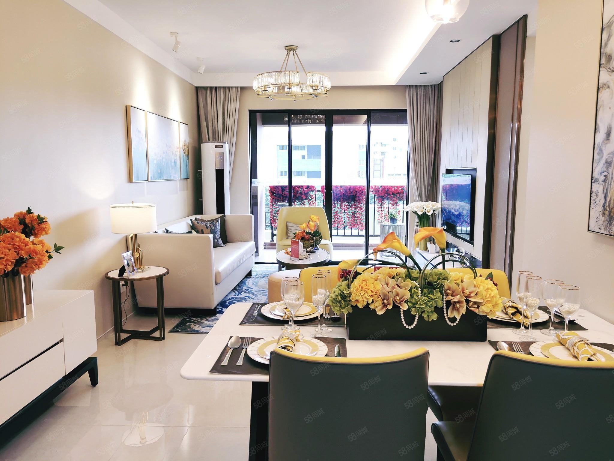 珠海后花園神灣時代香海北岸3房外地戶可夠使用率高僅9380起