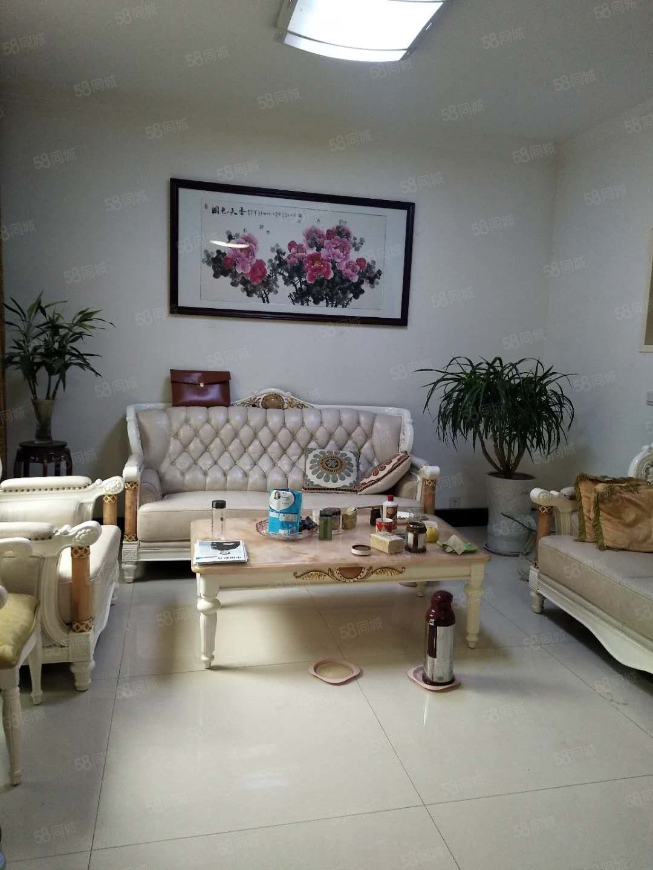 浦东花园三层别墅+独立车库+花园满5可贷款送家具家电