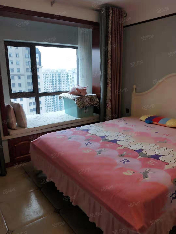 泰和世家93平125万三室精装拎包住,老郑唯一