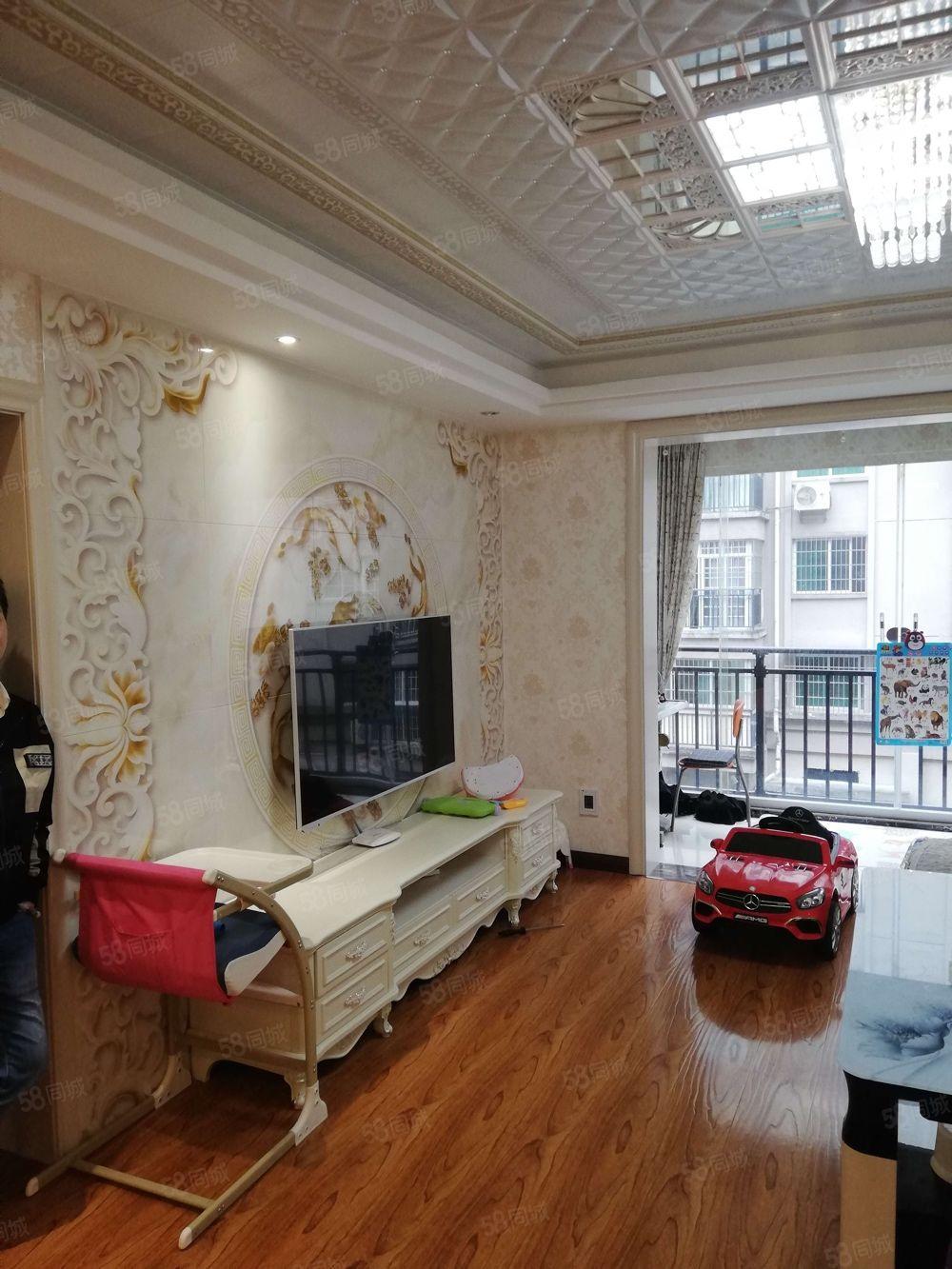 金龙豪城,步梯3楼,精装,关门卖,可按揭,