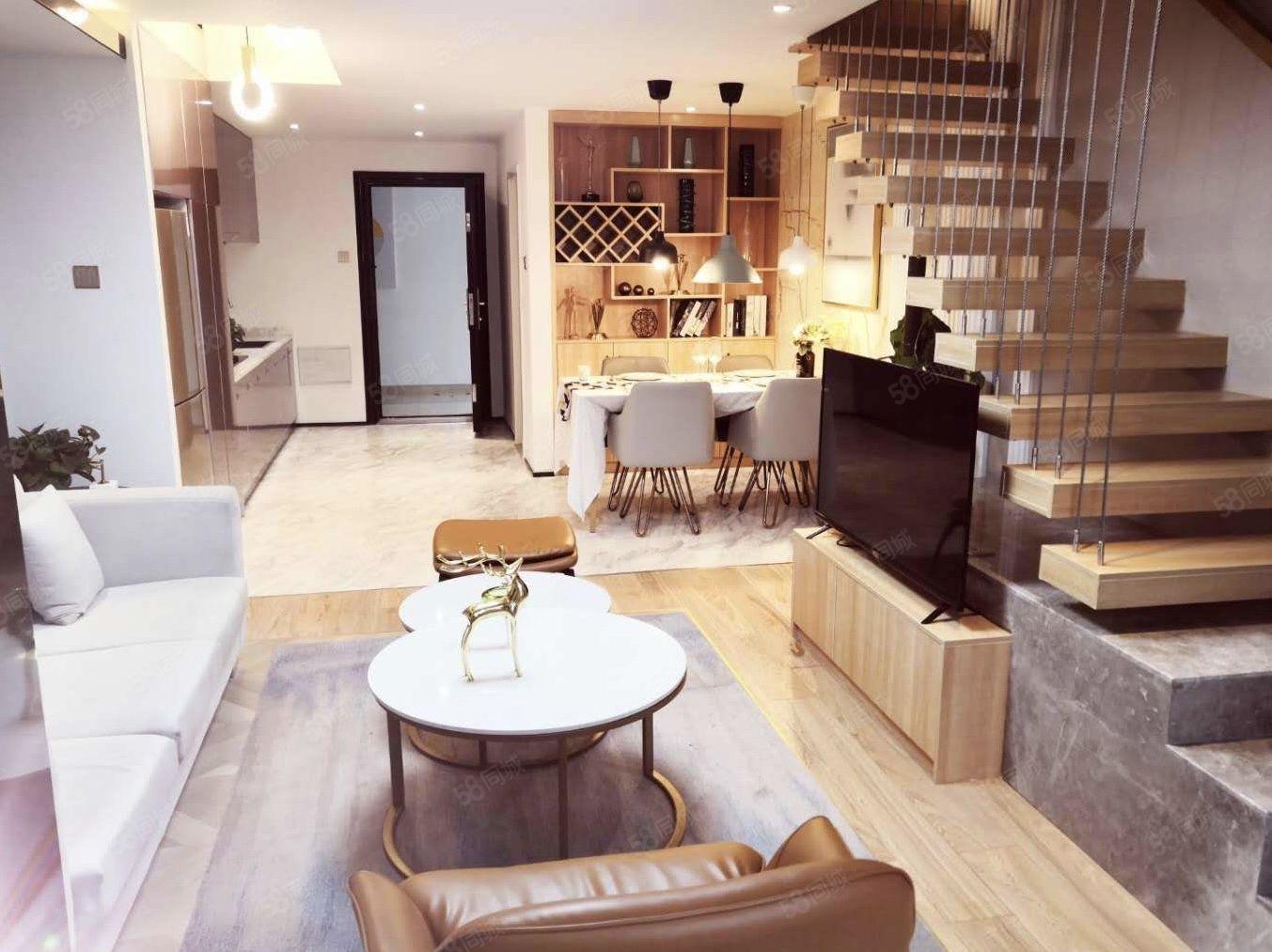 博昌红星美凯龙,一手嘉禾公寓,熵住两用,挑高5.1米