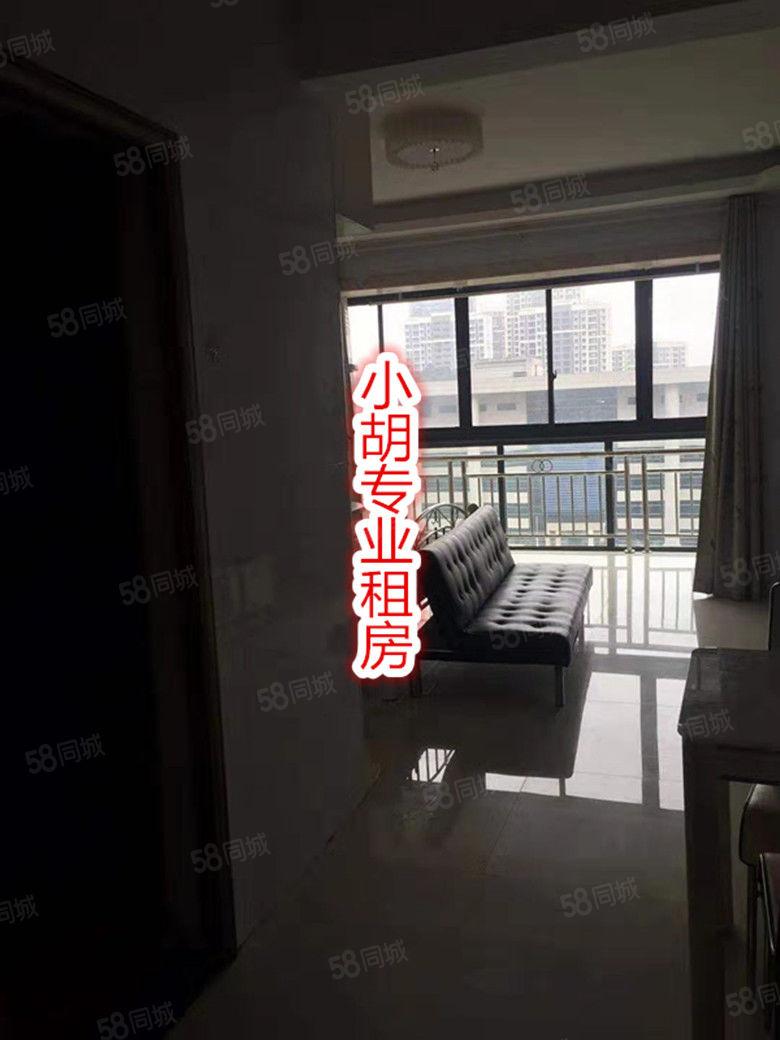袁山公园附近高档小区精装公寓急租,拎包入住。随时看房停车方便