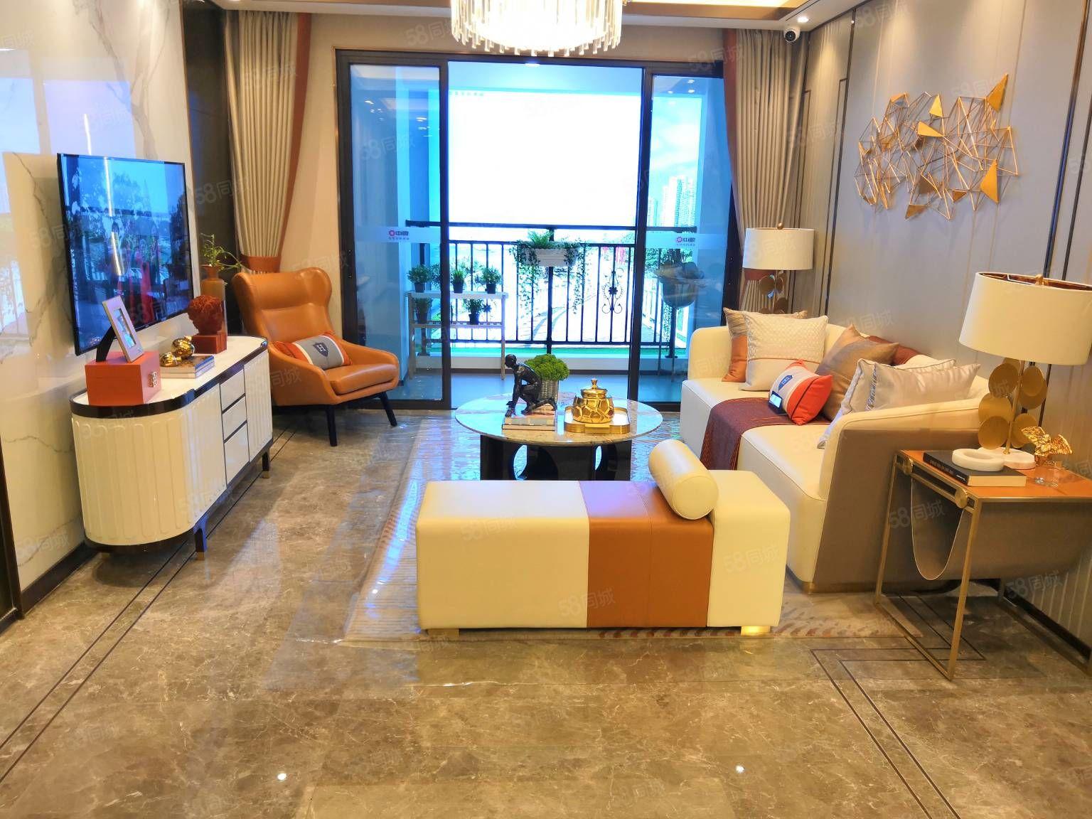 瑞昌市正府旁一手新房均價4500一平8棟23層地下停車庫
