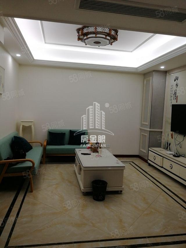 太阳城76平方2室2厅精装修满2年92万