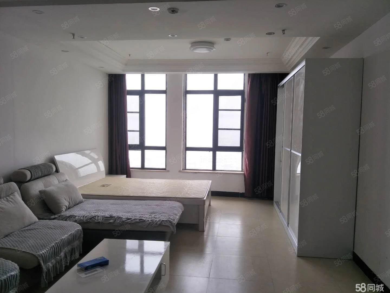 万家灯火精装公寓,家具家电齐全,拎包入住。