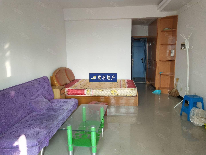 青年公寓一居室家电齐拎包入住月租1000