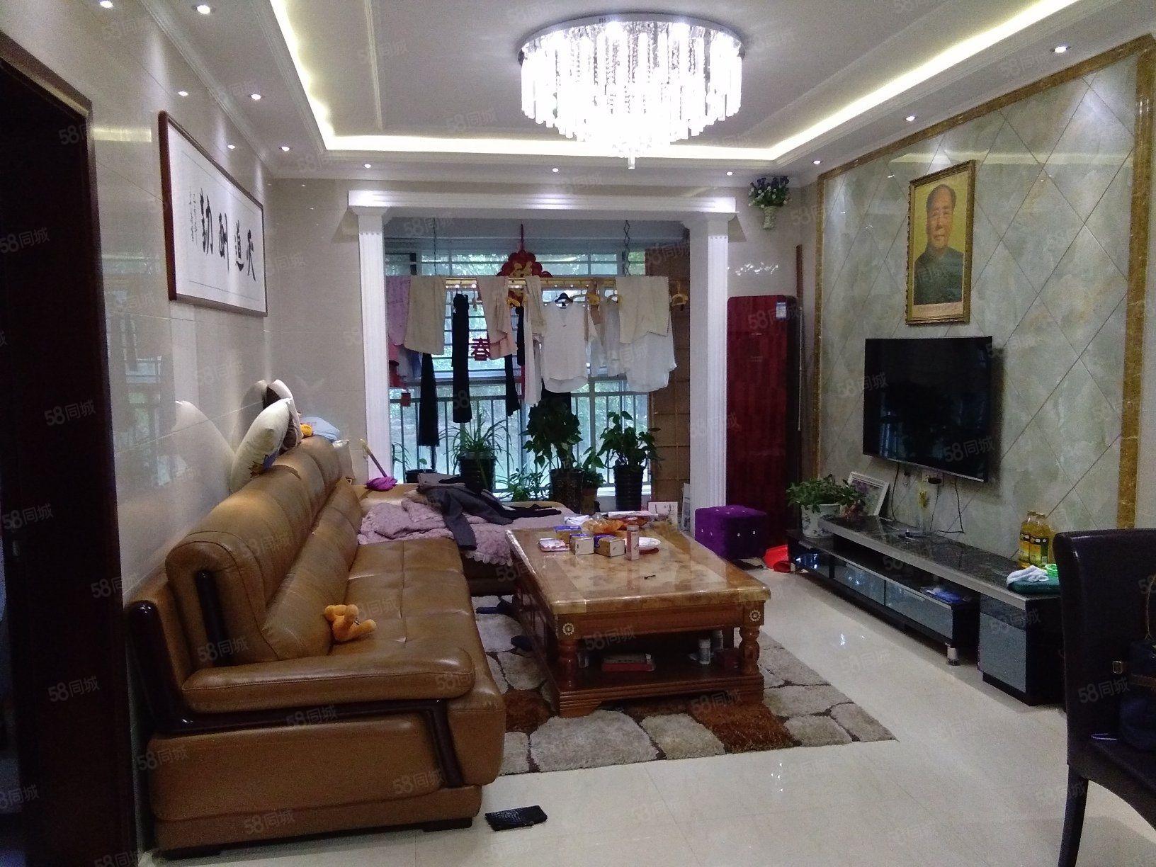 建业壹号城邦三期3室2厅2卫精装修1楼适合养老有证可贷款