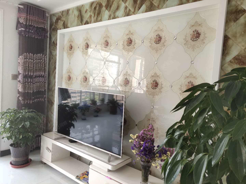 東郊公園錦繡家園精裝修高層采光好2室2廳可按揭55可價