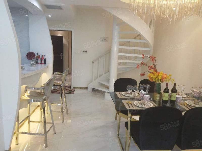 圣桦名城绝版LOFT复式小公寓,限量100套
