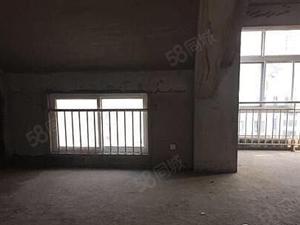 高新区云溪美地105平三室二厅毛坯户型方正楼层好