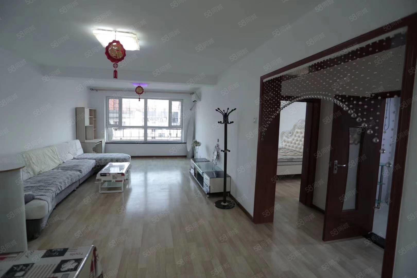 松江熱電小區2室1廳78.6平40.8萬精裝修大H格局