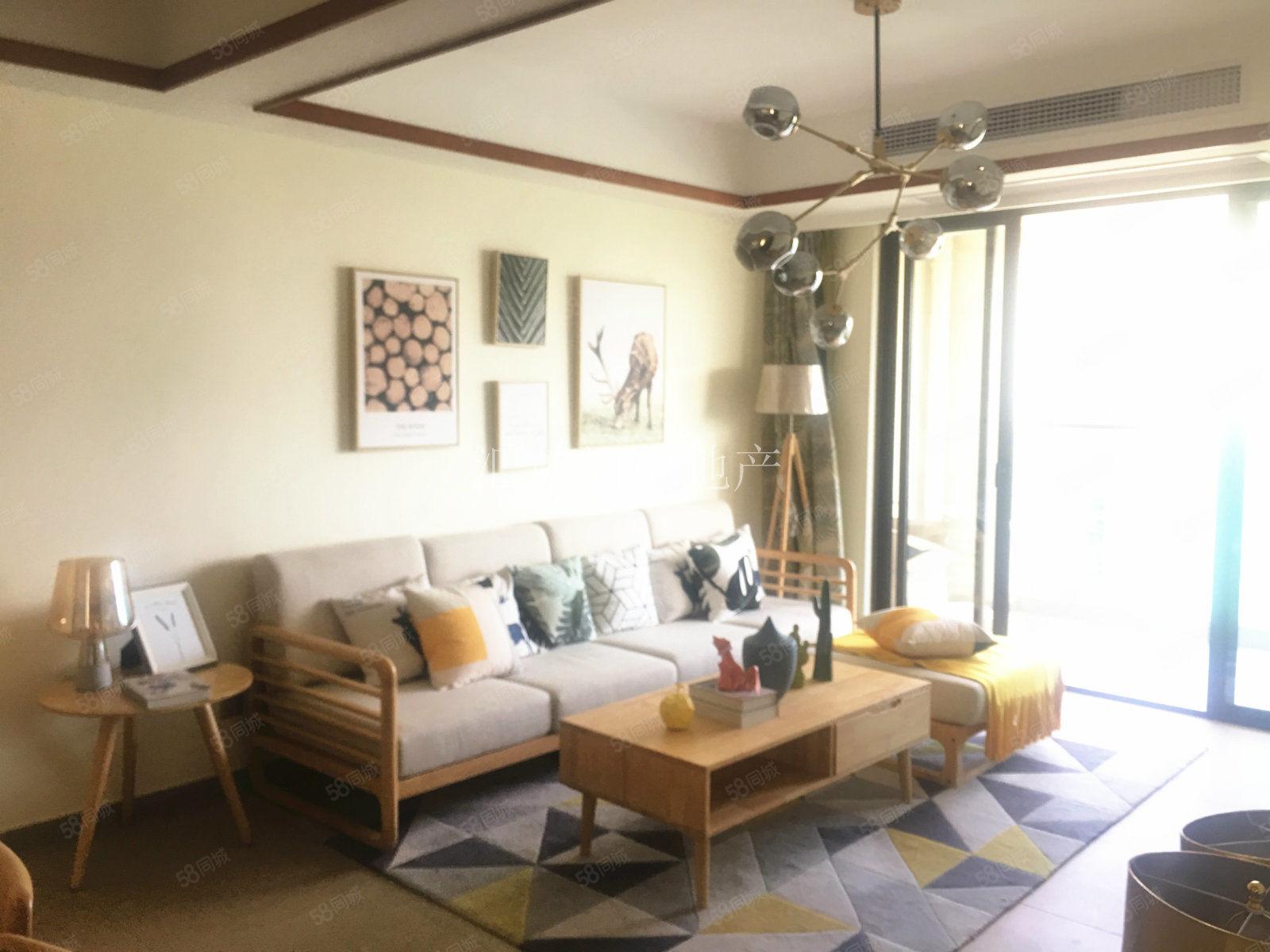 三亚市区(三亚星域)交通便利经典户型家具配齐拎包入住!