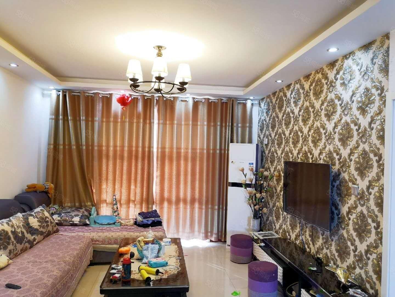 精装修两室两厅一卫集体供暖