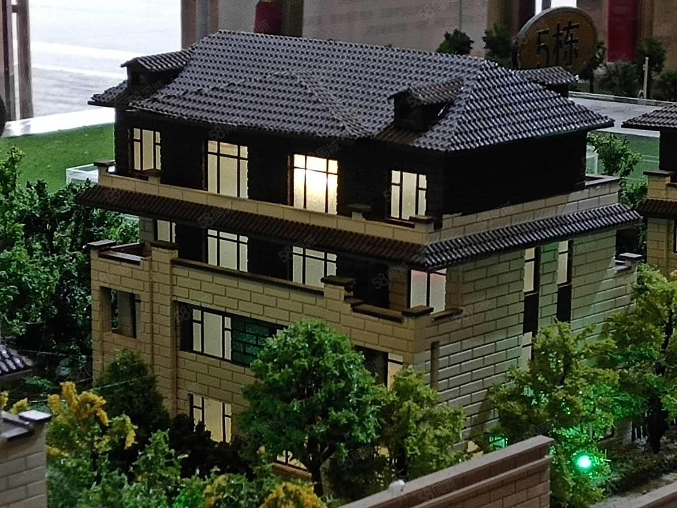 《别墅急卖》木沙河1号公馆空中双拼别墅直接更名可按揭贷款购买